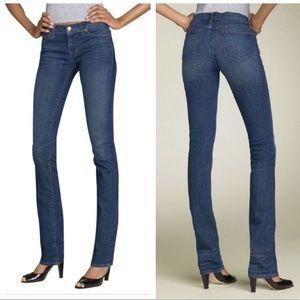 "J BRAND ""912 The Pencil Jeans"" Mid-Rise Jeans MINT"